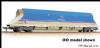 FARISH 373-811 HKA Bogie Hopper 'National Power' Blue - Weathered * PRE ORDER £ 38.21 *